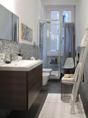 Spazi ristretti? 7 idee per arredare un bagno piccolo